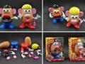 米人気玩具の「ミスター・ポテトヘッド」がただの「ポテトヘッド」に