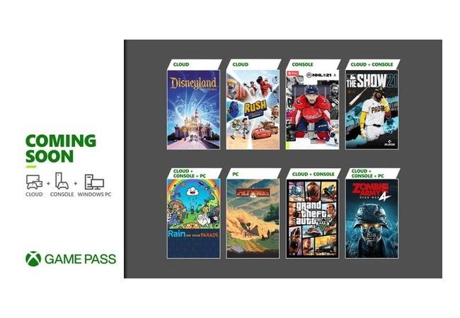 【朗報】Xbox Game PassにGTA5が追加!!!