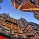 香港一人旅13 看板とビルと路地裏