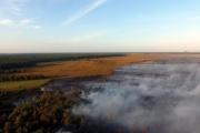 【ドイツ】軍のロケット実験で原っぱに火がつく  大規模な原野火災が3週間続く