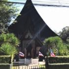 『チェンライ④黒い家(バーンダム)』の画像