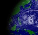 【台風19号】中心気圧は900h、最大瞬間風速は85メートル 猛烈な勢力で北上 3連休に日本接近のおそれ