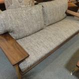 『【2011年6月26日まで・飛騨の家具期間限定セール】 柏木工のシビルシリーズのソファ・CLS63』の画像