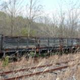 『保存貨車 小坂鉄道トキ15000形トキ15014』の画像