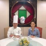『香港ポスト10月6日号エグゼクティブボイス『創業84年の老舗レストラン【粤軒(Canton Room)】』』の画像