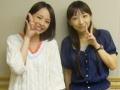 平野綾と堀江由衣のツーショット画像wwwwwwwwww