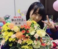 【欅坂46】プレゼントでお花を喜ぶのはゆっかーと潮ちゃん?