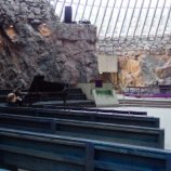 『テンペリアウキオ教会に広がるピアノの音色で癒されよう』の画像