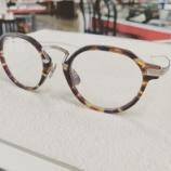 『Mr.Gentleman Eyewear クラシカル型フレーム「AL」』の画像