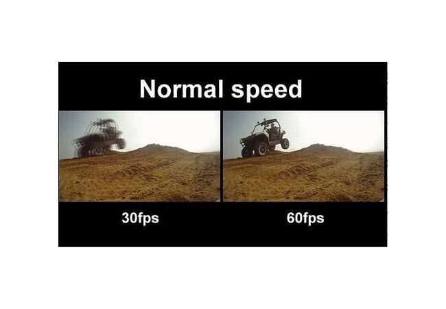 30fpsと60fpsの違いが分からない