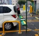 車に10円玉で40センチの傷 「路上駐車に腹が立った」 61歳の京都市職員を逮捕