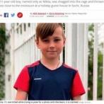 11歳少年が動物園でクマに襲われ死亡 一緒に来た女子2人に「勇敢なとこを見せる」と檻に入る