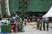 セウォル号引き揚げから1カ月、行方不明者捜索の成果なく動物の骨ばかり多数見つかる=韓国ネット「骨をしっかり分析して」