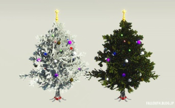 Improved Christmas Trees
