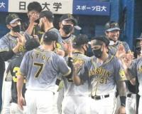 阪神 伝統の一戦首位攻防戦へローテ再編 前回登板46球の秋山を中4日初戦ぶつける