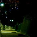 『深夜の街であった不気味な男「のっぺらぼう」』の画像