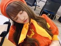 【日向坂46】今となってはレア衣装!リポC加藤史帆の寝顔が最強・・・・・