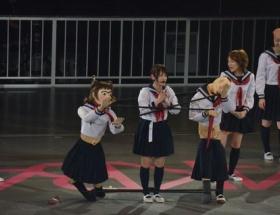 めちゃイケセンターバカの川栄李奈、バカ選抜ユニット「BKA48」が始動www