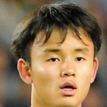 久保建英は持ってない? 日本代表2試合で出場時間8分・・・得点に絡めず・・・19日にレアル戦・・・