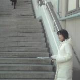 『戸田市議会議員さいとう直子さんが駅立ちして議会報告を配られていました』の画像