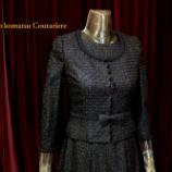『フルオーダードレス&ジャケットのお引渡し』の画像