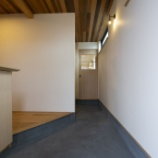 『注文住宅のこだわりを詰め込んだ玄関・土間収納』の画像