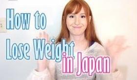【日本講座】   このダイエット方法は新しい・・・。  日本に来るだけで 自然と体重は減っていくんだな!  海外の反応