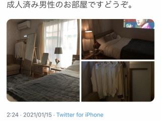 【画像】これが女受けのいい部屋だ 14.7万いいね