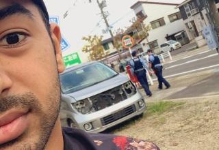 この顔でも日本人!日本の警察官「在留カードは」「パスポートは」「ないなら逮捕しなきゃいけないよ」