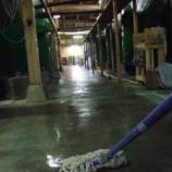『酒蔵仕事は掃除に始まり掃除に終わる』の画像