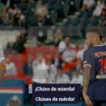 【動画】サッカー仏リーグ、ネイマールが酒井宏樹に「クソ中国人」発言!証拠映像出る