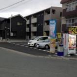 『高塚駅北口近くに1日300円の駐車場ができてる。激安の為からかシステムの割り切り具合がスゴイ』の画像