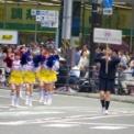 2014年横浜開港記念みなと祭国際仮装行列第62回ザよこはまパレード その73(横浜市立金沢高等学校バトントワリング部WINNERS)