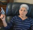 米テキサスの74歳女性、銃を突きつける強盗に拳銃で反撃「家に侵入すれば誰であろうと殺す!私を殺すか、私が相手を殺すかだ」