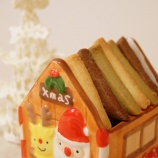 『【お仕事】クリスマス陶器&お菓子を作っていただきました♪』の画像