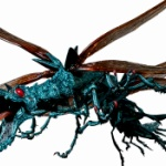 「風の谷のナウシカ」より、翅蟲「大王ヤンマ」がアクションフィギュアになって登場!