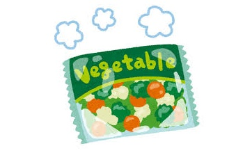 ズボラな人ほどおすすめの野菜冷凍テクニック!!
