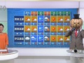 【画像あり】NHKニュースで気象予報士が突然ハロウィーン仮装