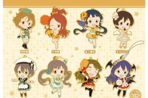 【ミリマス】2018年7月に「にいてんごむっ! ANGEL STARS」のラバストが発売!