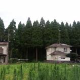 『山武市松尾町古和  農村集落の合間に出現した「ニュー集落」』の画像