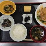 『1号館昼食(みぞれ豚しゃぶ)』の画像