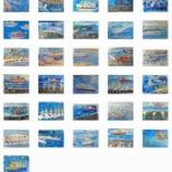 『実物資料集78 海洋教室の絵』の画像