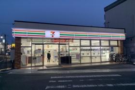 セブンイレブン交野駅前店が今日の15時で閉店!〜さようならセブンイレブン〜