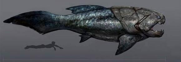 ダンクルオステウスとかいう魚wwwww