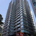 地上21階、高さ88.16m「パークコート虎ノ門」の建設状況(2021.10.8)