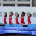 2015藤沢産業フェスタ その14(ハワイアンフラステージ&えのんくん)