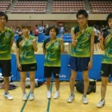 『第4回仙台市太白区オープン卓球大会』の画像