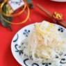 ドレッシングが絶品!!大根としらすの中華風サラダレシピ