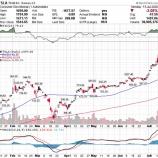 『テスラ、S&P500種指数採用でさらなる株高か』の画像