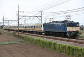 『2014/9/17運転 E233系南武線用車配給』の画像